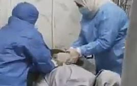 מתוך הבלאגן בבית החולים במצרים