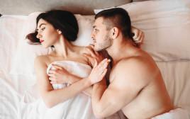 בעיות במיטה (אילוסטרציה)