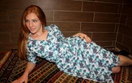 מתוך הקמפיין של בית האופנה הישראלי feyge