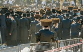 הלוויה בחברה החרדית