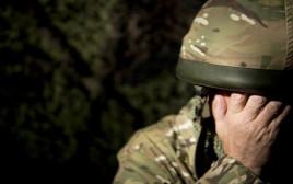 חייל במצוקה
