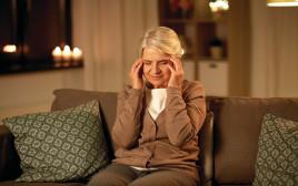בעיות זיכרון בגיל מבוגר