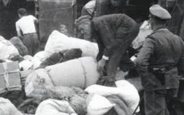 רכוש יהודי שנגזל בשואה
