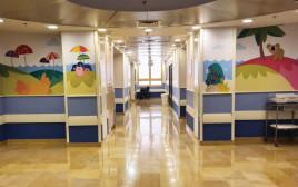 מחלקת קורונה ילדים, בית החולים שיבא