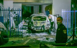 אלימות במגזר הערבי - אירוע בלוד