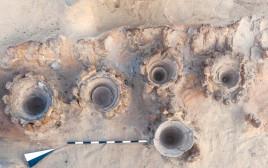 שרידי מבשלת הבירה במצרים