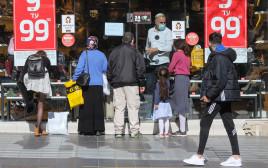 חנויות הרחוב נפתחות בירושלים