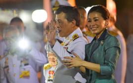 מלך ומלכת תאילנד