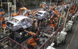 מפעל רכבים