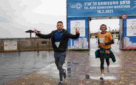 מרתון תל אביב בקורונה