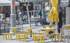 מסעדה סגורה בירושלים