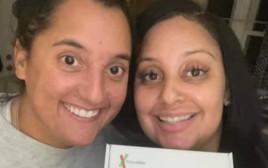קסנדרה וג'וליה, החברות הכי טובות שגילו שהן אחיות