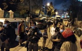 תמונות מהאירוע בירושלים
