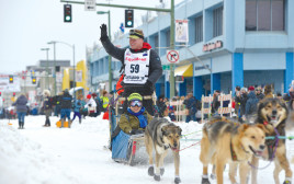 מירוץ הכלבים באלסקה