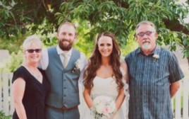 מתוך טקס החתונה