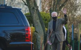 נשיא ארצות הברית ג'ו ביידן