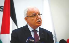שר החוץ הפלסטיני אל־מאלכי. מידה כנגד מידה