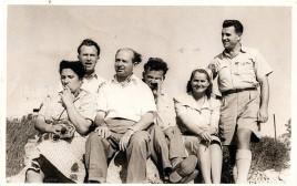 כנס סופרים ב־1945