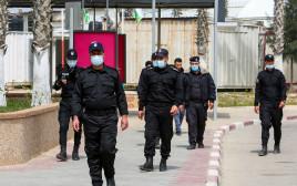 שוטרים פלסטיניים