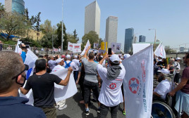 הפגנה למען איציק סעידיאן