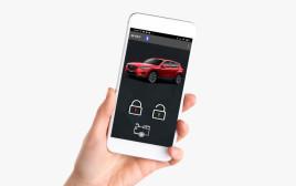 אפליקציית מפתחות לרכב