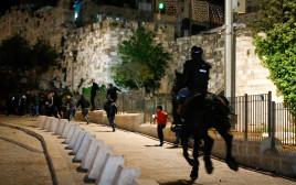 חיכוכים בין יהודים לערבים