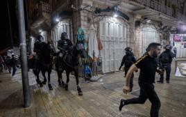 מהומות ליד שער שכם בירושלים