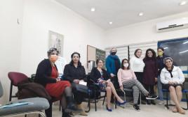 """קבוצת הנשים הראשונה ב""""פרויקט ערבות"""""""