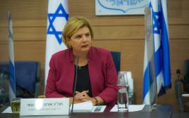אורנה ברביבאי בוועדת החוץ והביטחון