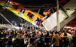 תאונת הרכבת הקלה במקסיקו