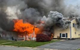השריפה במרילנד