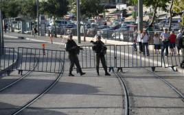 היערכות המשטרה לקראת יום ירושלים