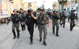 כוחות הביטחון נערכים לעימותים בלוד