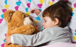 לסייע לילד לישון טוב בלילה