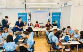 """חמ""""ל ההסבה לבני נוער בירושלים"""
