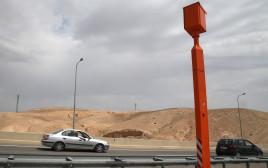 מצלמת מהירות בכביש 1