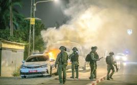 המהומות בלוד