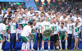 מכבי חיפה זוכה באליפות