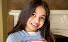 סאנה הירמת', בת ה-11 ששברה שיא גינס במתמטיקה