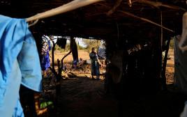 מחנה פליטים בקאיה, בורקינה פאסו