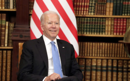הנשיא האמריקאי ג'ו ביידן