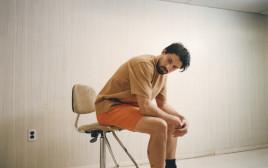 מכנסי ברמודה HERON PRESTON FOR CALVIN KLEIN ל-54FACTORY. מחיר: 459 שקל