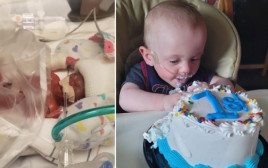 ריצ'רד נולד אחרי חמישה חודשי הריון ושרד
