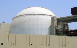 הגרעין האיראני