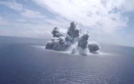 הפיצוץ האדיר שגרם לרעידת אדמה