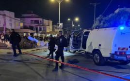 אירוע הירי בערערה בנגב