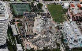 קריסת הבניין במיאמי ביץ'
