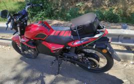 האופנוע המדובר