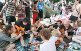 המחאה החברתית 2011