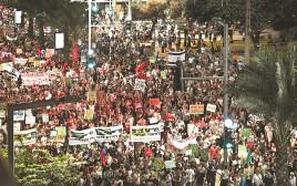 הפגנת המיליון של מחאת 2011